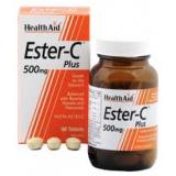 Ester-C Plus 500 mg · Health Aid · 60 comprimidos