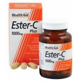 Ester-C Plus 1.000 mg · Health Aid · 30 comprimidos