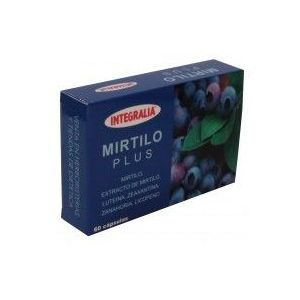 Mirtilo Plus · Integralia · 60 cápsulas