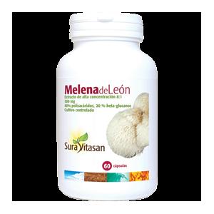 Melena de León · Sura Vitasan · 60 cápsulas