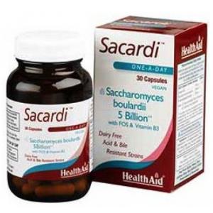 Sacardi · Health Aid · 30 cápsulas
