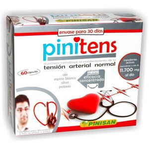 Pinitens · Pinisan · 60 cápsulas