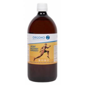 Orgono Sport Recovery Supplement · Silicium España · 1 litro
