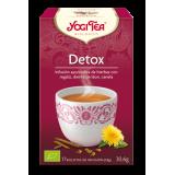 Detox · Yogi Tea · 17 filtros