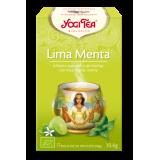 Menta Lime · Yogi Tea · 17 filtros
