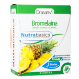 Bromelaina · Drasanvi · 48 cápsulas