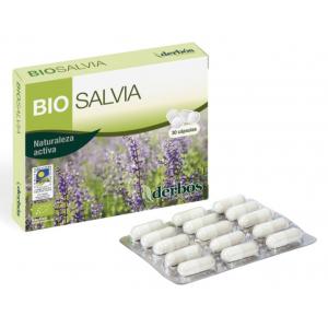 BIO Salvia · Derbos · 30 cápsulas