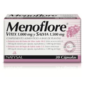 Menoflore · Natysal · 30 cápsulas