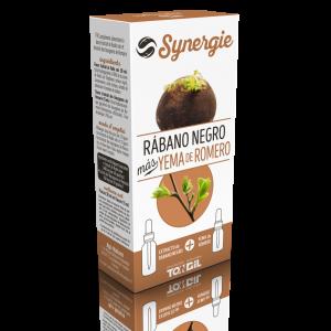 Synergie Rábano Negro y Yema de Romero · Tongil · 45 ml