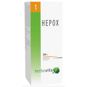Hepox · Herbovita · 250 ml