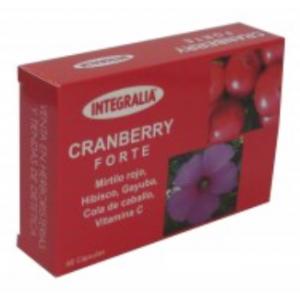 Cranberry Forte · Integralia · 60 cápsulas