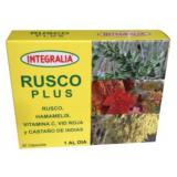 Rusco Plus · Integralia · 30 cápsulas