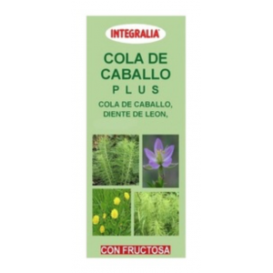 Cola de Caballo Plus Jarabe · Integralia · 250 ml