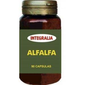 Alfalfa · Integralia · 90 cápsulas