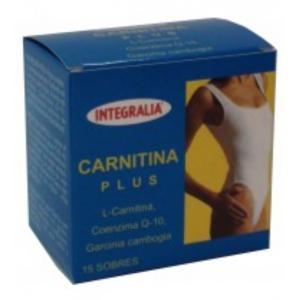 Carnitina Plus · Integralia · 15 sobres