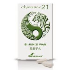 Chinasor 21 SI JUN ZI WAN · Soria Natural · 30 comprimidos