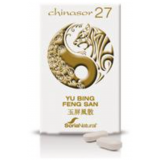 Chinasor 27 YU BING FENG SAN · Soria Natural · 30 comprimidos