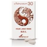 Chinasor 30 HUAI JIAO WAN · Soria Natural · 30 comprimidos