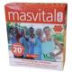 Masvital Plus · Vital 2000 · 20 sobres