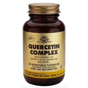 Quercitina Complex · Solgar