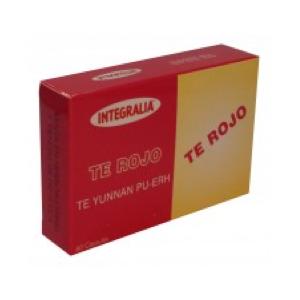 Te Rojo Pu-Erh · Integralia · 60 cápsulas