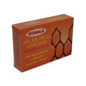 Jalea Real Liofilizada · Integralia · 45 cápsulas