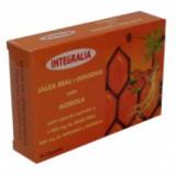 Jalea Real + Ginseng + Acerola · Integralia · 45 cápsulas