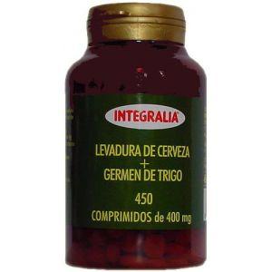 Levadura + Germen · Integralia · 450 comprimidos