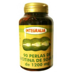 Lecitina de Soja 1.200 mg · Integralia · 90 perlas
