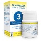 Tegorsales nº3 Ferrum phosphoricum · Tegor · 20 gramos
