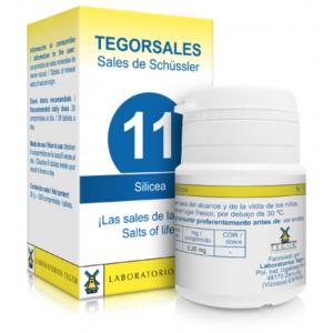 Tegorsales nº11 Silicea · Tegor · 20 gramos