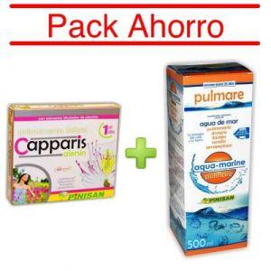Capparis Alersin + Aqua-Marine Pulmare · Pinisan