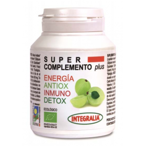 Super Complemento Plus · Integralia · 90 cápsulas