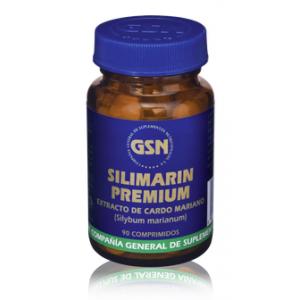 Silimarin Premium · GSN · 90 comprimidos