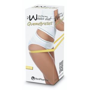 2WD Quemagrasas · Venpharma · 500 ml