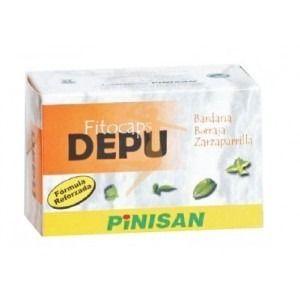 Fitocaps Depu · Pinisan · 60 cápsulas