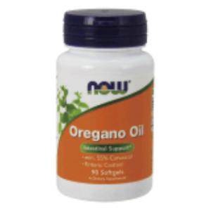 Aceite de Orégano · NOW · 90 perlas