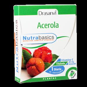 Acerola · Drasanvi · 30 cápsulas