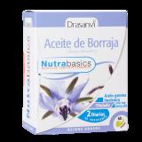 Aceite de Borraja 500 mg · Drasanvi · 60 perlas