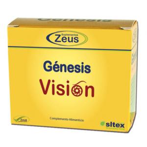 Genesis Visión · Zeus · 20 cápsulas