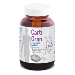 Cartigran · El Granero Integral · 120 cápsulas