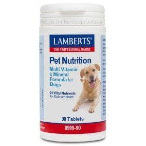 Pet Nutrition · Lamberts · 90 comprimidos