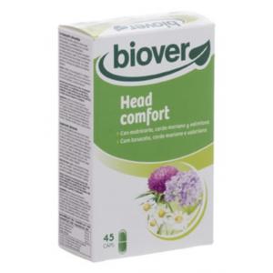 Head Comfort · Biover · 45 cápsulas