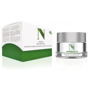 Crema Facial Nutritiva · Soria Natural · 30 ml