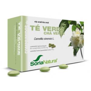 Te Verde · Soria Natural · 60 comprimidos