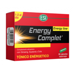 Energy Complet · ESI · 30 cápsulas