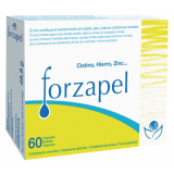 Forzapel · Bioserum · 60 cápsulas