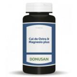 Cal de Ostra   Magnesio · Bonusan · 70 comprimidos