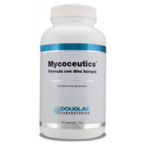 Mycoceutics · Douglas · 120 cápsulas