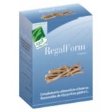 Regalform · 100% Natural · 60 perlas